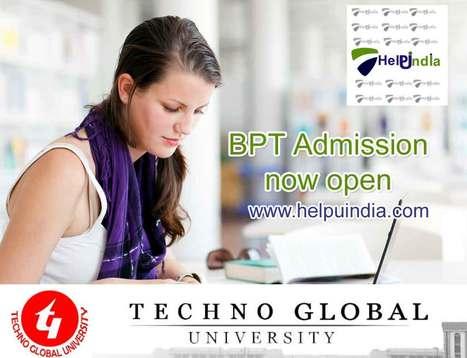 Get Admission in Techno Global University BPT Courses   B.Tech & M.Tech Shridhar University   Scoop.it