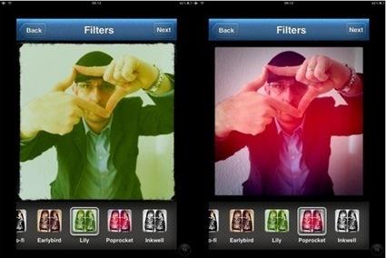 Tutoriel : Instagram et Twitter (pour des évènements) | Time to Learn | Scoop.it