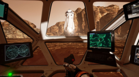 VRansmedia #VR Hands On: The Martian Virtual Reality Experience is a Triumph in Motion | Pervasive Entertainment Times | Scoop.it