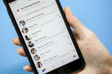 Is Messenger eating Facebook? | About marketing concepts | Scoop.it