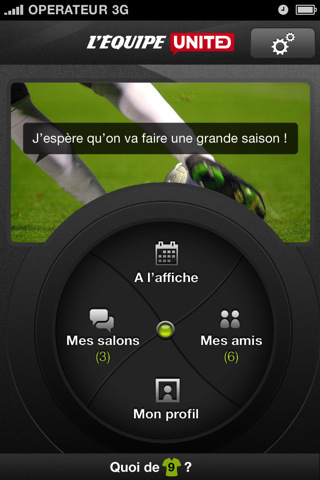 L'Équipe United pour iPhone, iPod touch et iPad sur l'iTunes App Store | Toulouse networks | Scoop.it