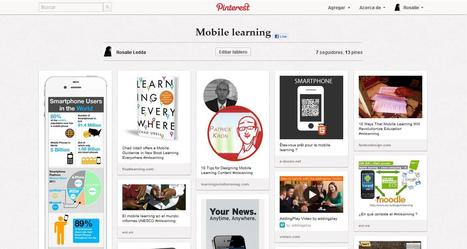 Usos educativos de Pinterest  | educacion-y-ntic | Scoop.it