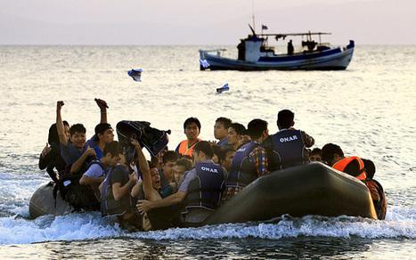 Mapped: Where do migrants apply for asylum in Europe? | VizWorld | Scoop.it