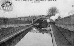 Le Pont levant des Abattoirs de La Vilette   Lavillette.fr   Scoop.it