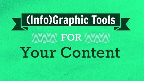 6 free tools for awesome (info)graphics | Social Media Measurement, Analytics & ROI | Scoop.it