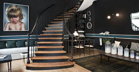 Boutique Sarah Lavoine rue du Bac paris 7e : interview | Decoration aménagements commerciaux et professionnels, cosa&faits | Scoop.it