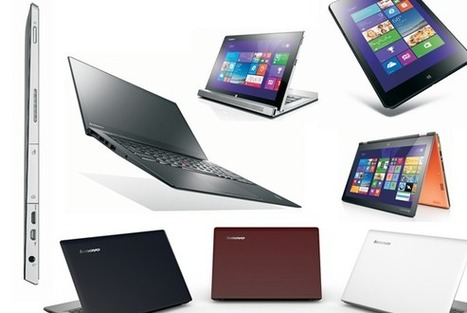 Lenovo's mobile CES portfolio: A new ThinkPad X1 Carbon, fresh convertibles, and tablets | Actus Lenovo France | Scoop.it