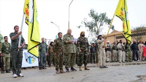 CNA: Con el beneplácito de EEUU y un cambio de camisetas... Los Kurdos se preparan para liberar Al-Raqa | La R-Evolución de ARMAK | Scoop.it