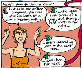 Graphic Novels - English and Literacy - LibGuides at University of Melbourne | Graphic novels in the classroom | Scoop.it