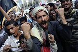 Yemen's Leader Is Reported to Accept Yielding His Powers   Coveting Freedom   Scoop.it