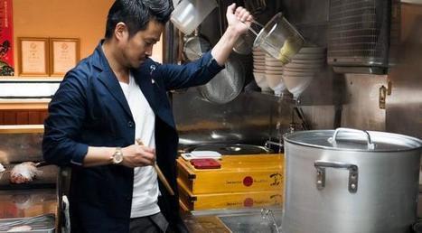 Tsuta Michelin–Starred Ramen to Open Outside Japan   Urban eating   Scoop.it