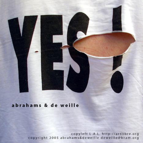 TTR007 – Yes/No (Annie Abraham & Jan De Weille – 2005) | fragile machines | Scoop.it