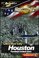 MegaSceneryEarth 2.0 - Ultra-Res Cities - Houston | PC Aviator Flight Simulation News | Scoop.it