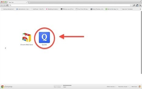 Using Quizlet with Google Apps for EDU | Quizlet | EuroSys Education | Scoop.it