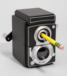 Kikkerland Camera Pencil Sharpener, Black (SC12) Review | Best Electric Pencil Sharpener Reviews | Scoop.it