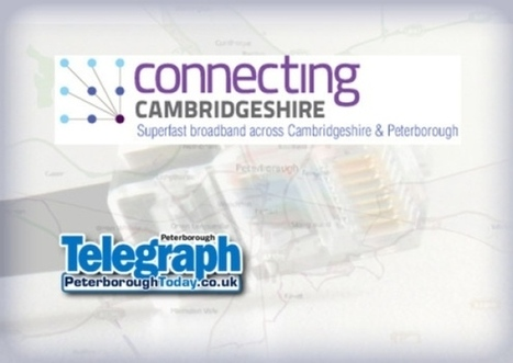 Superfast broadband campaign continues .... But 4G could be the real saviour | Peterborough City Council | Scoop.it