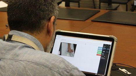 Doctor usa iPad para realizar cirugía a distancia en Gaza   Valores y tecnología en la buena educación   Scoop.it
