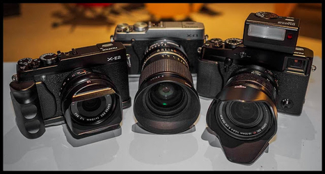 SOUNDIMAGEPLUS: Three Fuji's - X-Pro 1, X-E1, X-E2. | Fuji X-E1 and X-PRO1 | Scoop.it