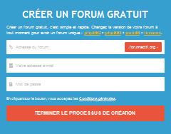 Nouveau formulaire pour créer un forum ! | Forumactif | Scoop.it