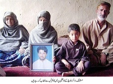 Zakir Baloch life is in extreme danger: Family | Human Rights and the Will to be free | Scoop.it