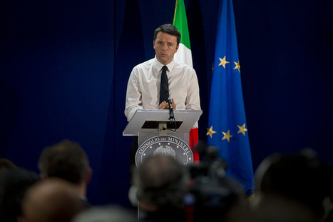 European elections to test Renzi's chances to reform Italy | Eurozone | Scoop.it