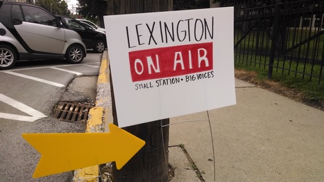 (Lo) Power to the People: Lexington has a new radio station on the way (and a patron saint) | LPFM | Scoop.it