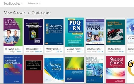 Google will sell and rent digital textbooks starting in August | Social Media Tips, News, and Tools | Scoop.it