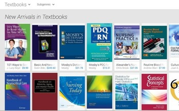 Google will sell and rent digital textbooks starting in August | Business in a Social Media World | Scoop.it
