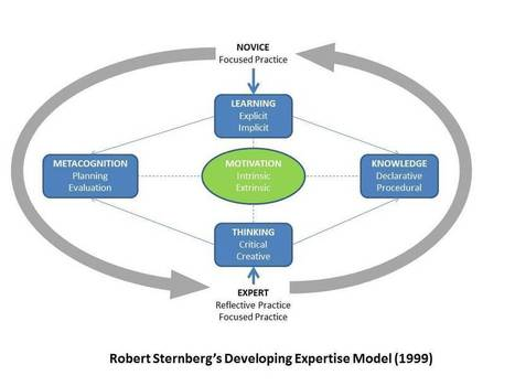 6 Practical Training Strategies from Sternberg's Developing Expertise Model | Personal Resonance © - Accelerating Time-to-Expertise | Scoop.it
