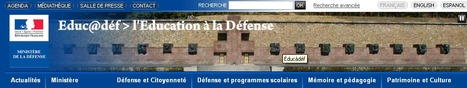 Éduc@déf  : ressources sur la Grande Guerre en relation avec les programmes | La Grande Guerre | Scoop.it