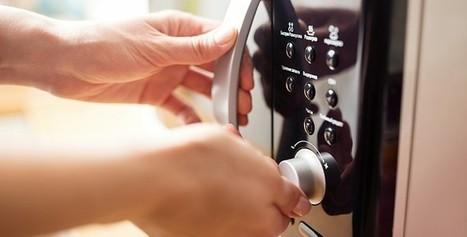Micro-ondes: à la décharge ou dans votre cuisine? | La santé autrement et naturellement | Scoop.it