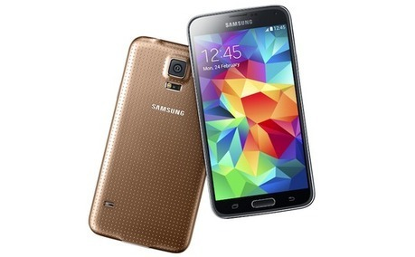 Samsung desvela su nuevo Galaxy S5 | android Apple impresoras3d | Scoop.it
