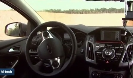 The Latest in Automated Driving Technology | Innovation | Scoop.it