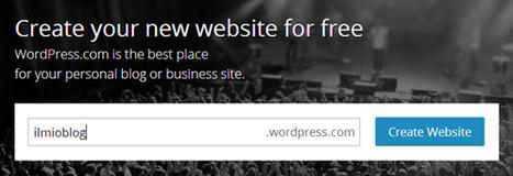 Come creare un blog gratis | SED Web Enhancement | Web Development & Mobile App Development | Scoop.it