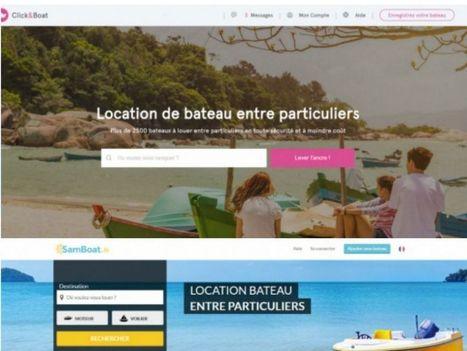 Location de bateaux: l'heure des grandes manoeuvres | L'ECO NAUTISME | Scoop.it