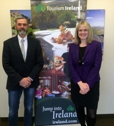 Monaghan Councillor Seán Conlon lends a hand to boost tourism from Canada - Hotel & Restaurant Times | ASL Airlines France | Scoop.it