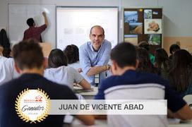 Juan de Vicente, orientador educativo, docente innovador 2016 | Orientación al Día | Scoop.it