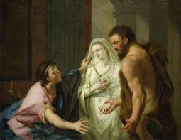 Historia de una mujer abnegada o el mito de Alcestes | Mitología clásica | Scoop.it