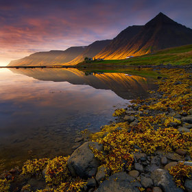 Evening in the Fjords | Great Photographs | Scoop.it