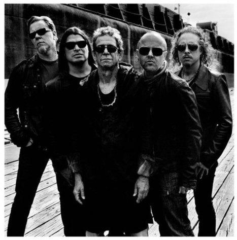 Lou Reed & Metallica | Webmarketing, Medias Sociaux | Scoop.it