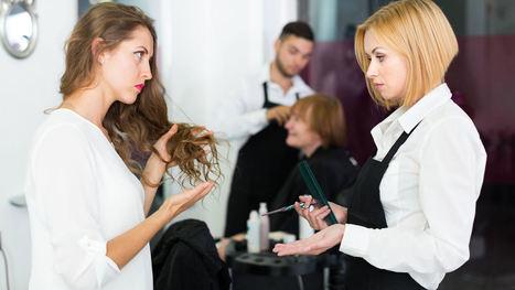 Conseil protection juridique: Puis-je porter plainte contre mon coiffeur? | Hygiène Plus | Scoop.it