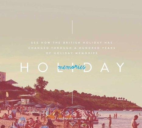 Site of the week: Holiday Memories | Inspiration | Web Designer | Web Increase | Scoop.it