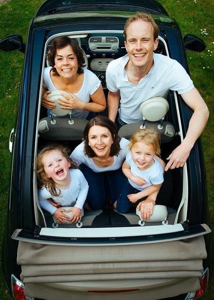 «Les enfants conduiront comme leurs parents» | assurance temporaire | Scoop.it