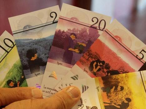 Une centaine de personnes utilisent le pyrène   Monnaies En Débat   Scoop.it