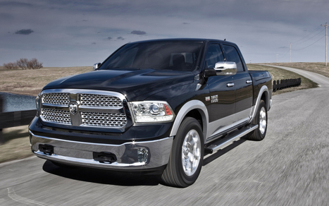 2013 Ram 1500 – Truck Of The Year | Auto Blog | Auto Guide India | Scoop.it