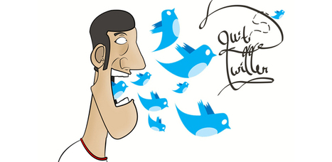 10+ Suspected Reasons Why People Quit Twitter | Social Media Useful Info | Scoop.it