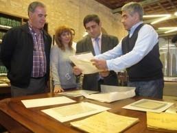 Diputación de Jaén - Detalles Noticia | Archivos personales de andaluces ilustres | Scoop.it