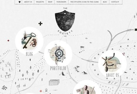 15 super creative web sites | Health care | Scoop.it