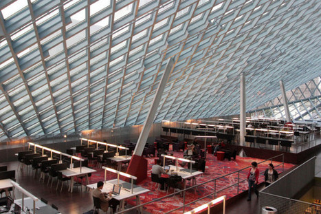 Phillips Academy Head Argues Libraries More Important Than Ever In Digital Age   innovative libraries   Scoop.it