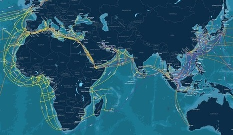 20,000km undersea cable to link Singapore to Europe | Veille Télécoms | Scoop.it